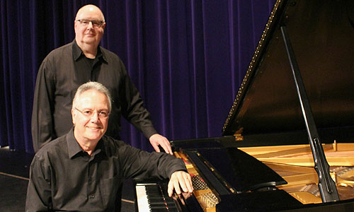 Live from Hochstein – French Music for Piano Four-Hands