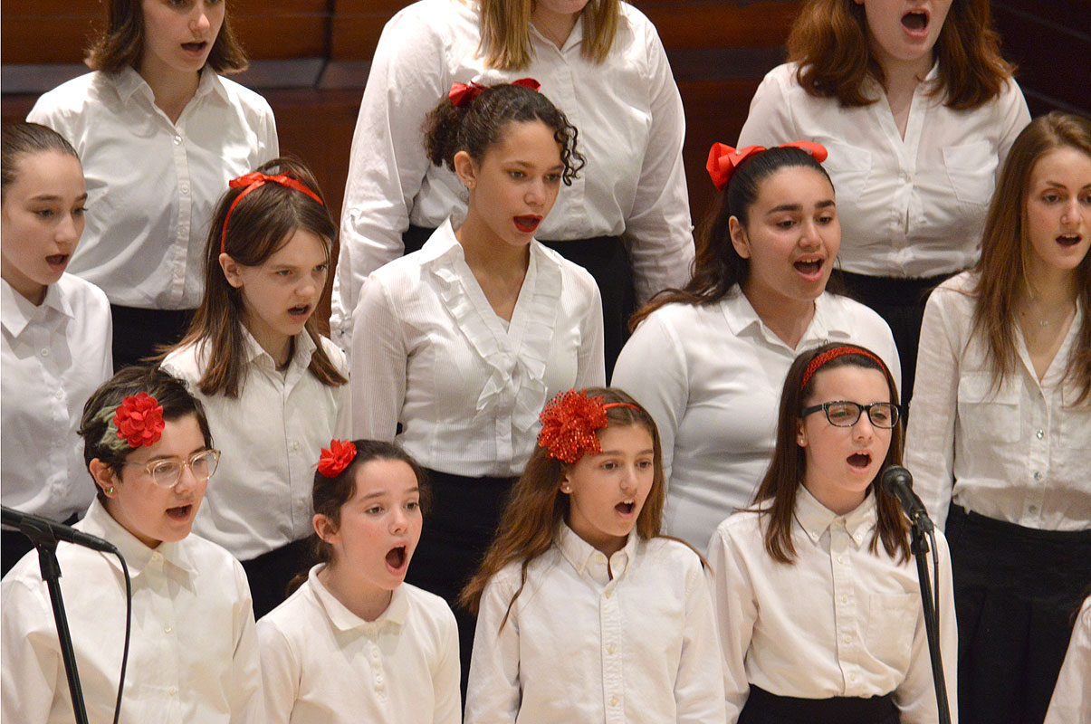 Holiday Concert of Young Voices