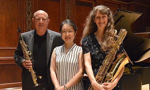 Live from Hochstein – Music of Douglas, Piazzolla, and Previn