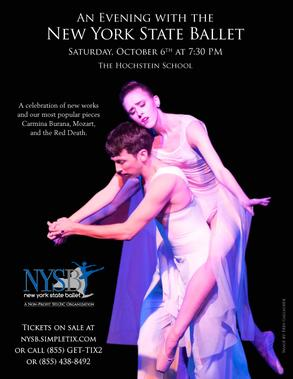 An Evening with the New York State Ballet