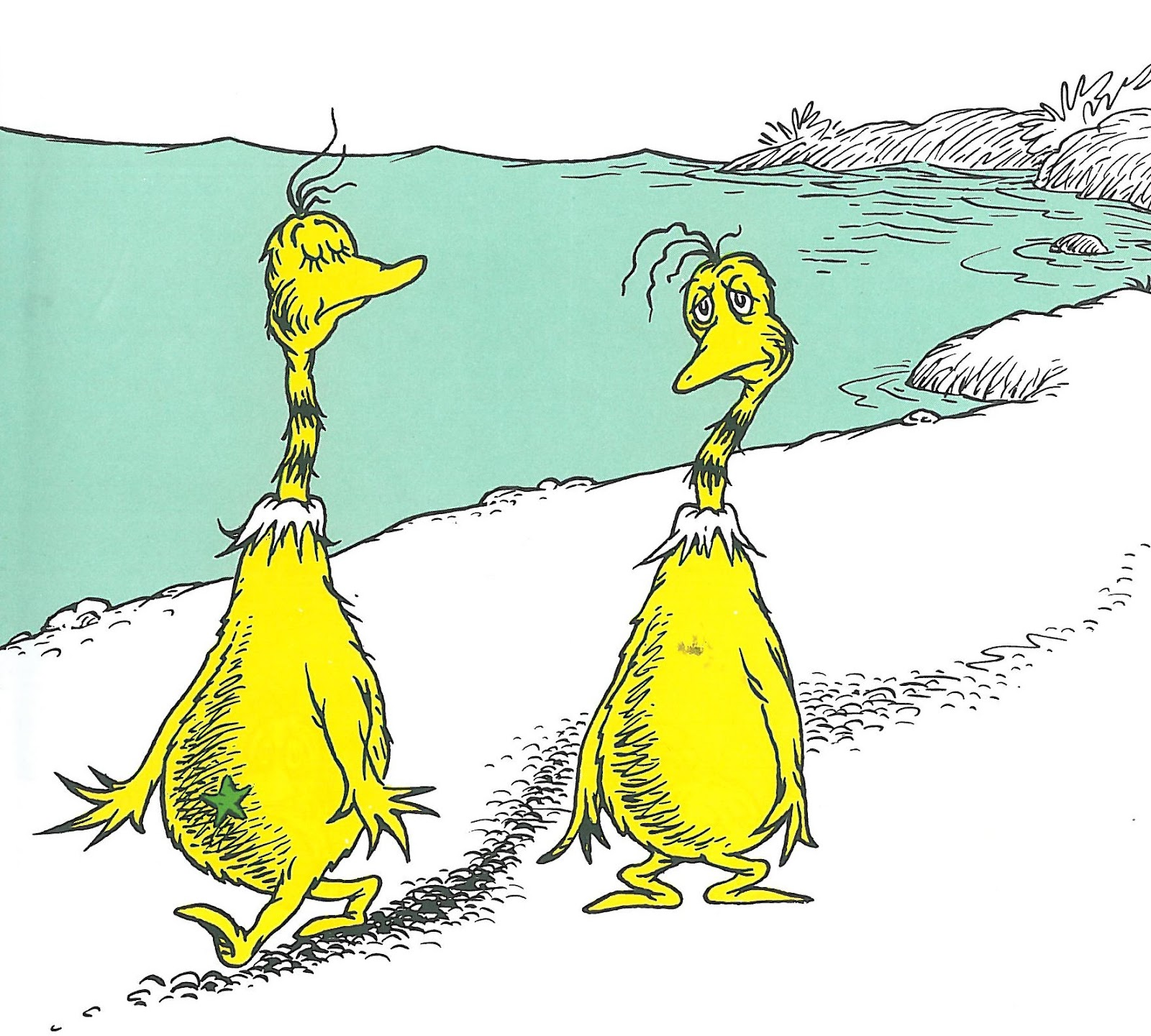 "RPO: Dr. Seuss's ""The Sneetches"""