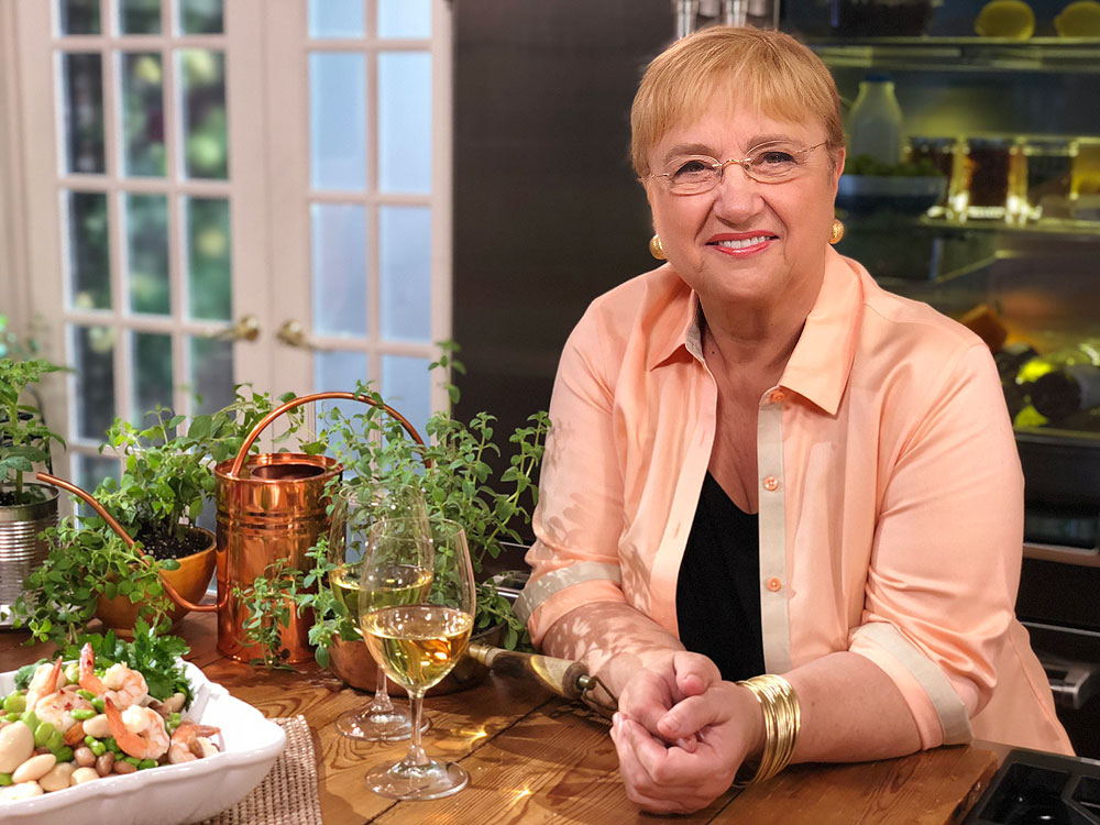 An Afternoon with Lidia Bastianich