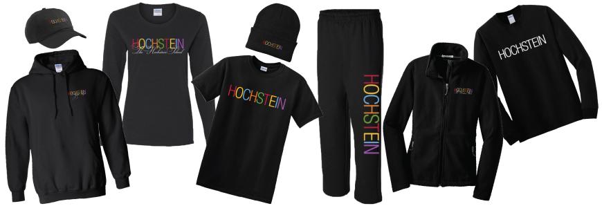 20b699a6e3b30 Hochstein Logo Merchandise