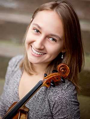 Chamber Music Connection - Molly McDonald