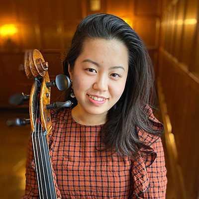 Hochstein String Faculty - Sarah Song