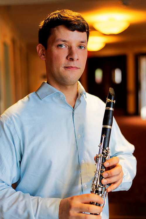 Hochstein Woodwind Faculty - Dr. Carl Galland