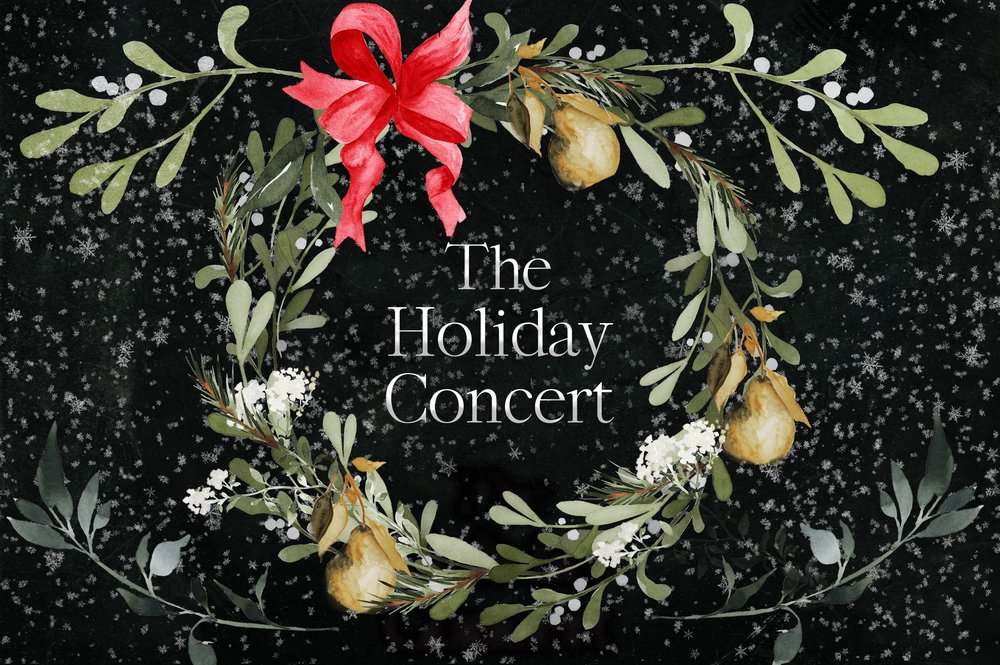 Madrigalia - The Holiday Concert
