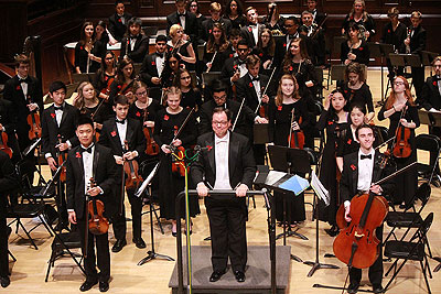 HYSO & Philharmonia in Concert
