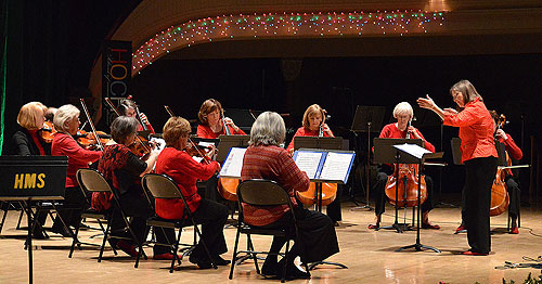 HochStrings Holiday Concert