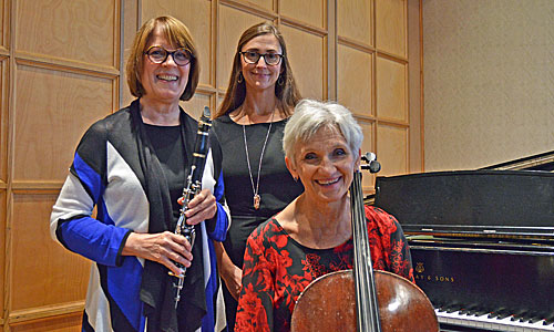 Spotlight on Faculty – Trios Old & New