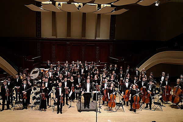 Hochstein Youth Symphony Orchestra Fall Concert