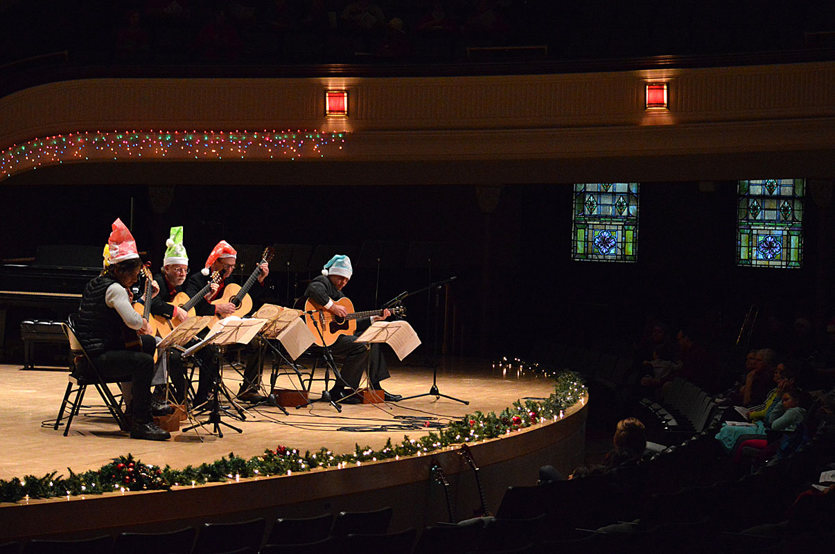 Holiday Ensemble Prism Concert