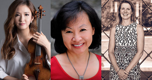 Live from Hochstein – A Trio of Trios: Music of Debussy, Mozart, and Piazzolla