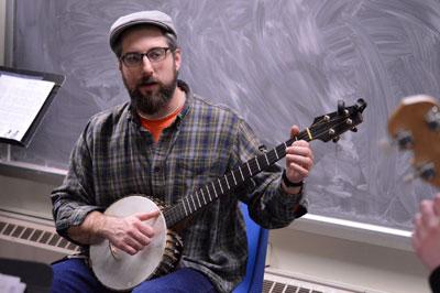 Beginning Old-Time Banjo
